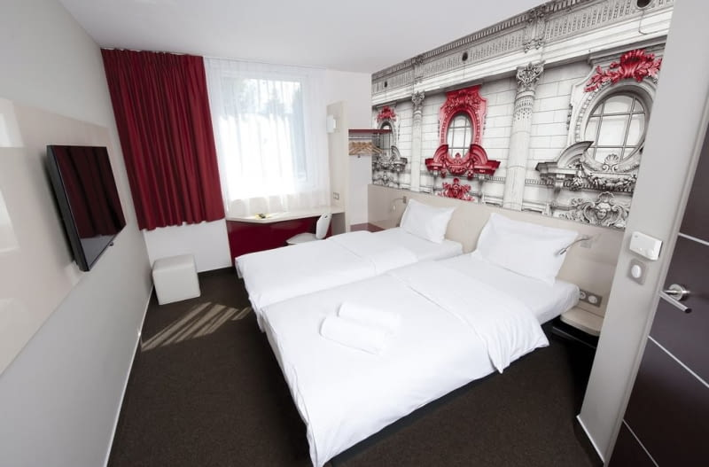 Hotel B&B w Łodzi