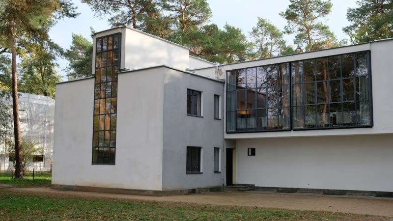Osiedle Mistrzów w Dessau