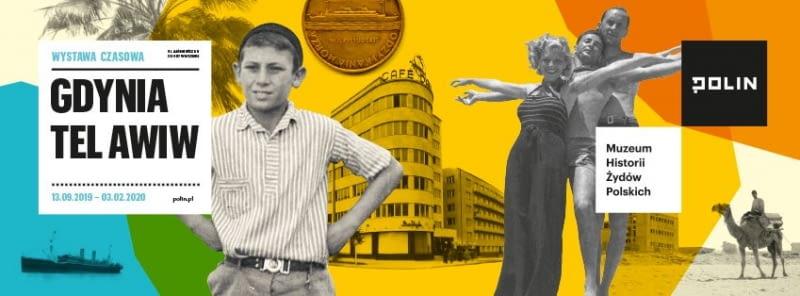 """Wystawa """"Gdynia - Tel Awiw"""""""