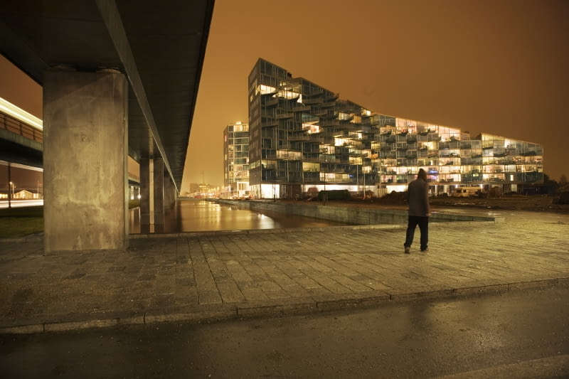 VM Houses. Proj. BIG Architects