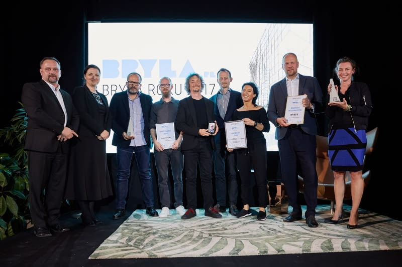 Laureaci plebiscytu Bryła Roku 2017