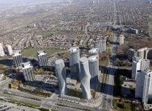 mad architects, kanada, wieżowiec, wieżowce
