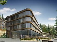 Kompleks wypoczynkowy Sun & Snow Resorts - Szklarska Poręba - wizualizacja