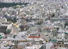 Ateny, miasto, architektura, ARCYTEKTURA
