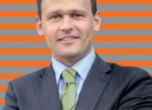 Michał Roguszczak - product manager w firmie Junkers Grup Bosch, produkującej urządzenia grzewcze