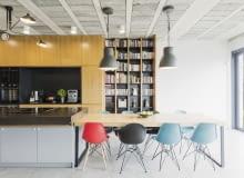 dom, beton, aranżacja wnętrza