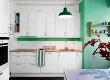 Kuchnia - oświetlenie sufitowe