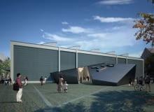 libeskind, muzeum żydowskie, akademia, berlin, projekt