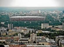 Stadion Narodowy w Warszawie, największy obiekt sportowy w Polsce