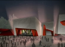 fernando menis, toruń, waf, sala koncertowa, polska architectura