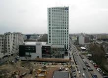 19.03.2007 WARSZAWA - UL. GRZYBOWSKA - HOTEL HILTON PIERWSZY DZIEN PRACY