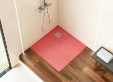 Terran/ROCA | Kompozytowy, z możliwością zlicowania z podłogą, wys. 26-31 mm; można je przycinać. Cena (netto): 995-3050 zł, www.roca.pl