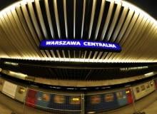 Dworzec Centralny w remoncie
