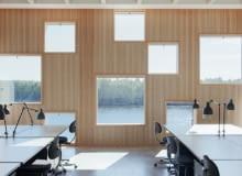 Wydział Architektury Uniwersytetu w Umea (Szwecja)
