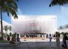 Pawilon Polski na EXPO w Dubaju 2020 (II miejsce w konkursie architektonicznym)