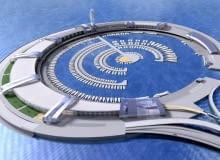 Taka sztuczna wyspa mogłaby pojawić się u wybrzeży Sopotu