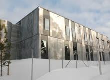 Więzienie w Halden, Norwegia.