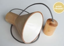 lampa, polska lampa, lampy od polskich projektantów, polski design, polskie lampy, Antek, Otoprojekt