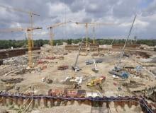 Budowa II etapu SN lipiec 2009 Warszawa 20 lipca 2009