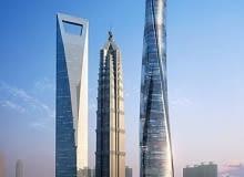The Shanghai Tower, Szanghaj, Chiny, Projekt: Gensler