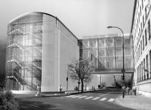 Projekt budynku komisji sejmowych