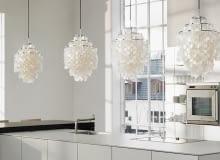 lampa Fun 1DM; projekt: Verner Panton