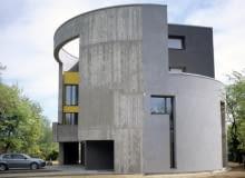 Dom na przedmieściach Lublina