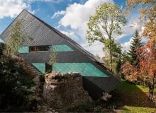 Edge House, dom na obrzeżach Krakowa