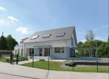 Dach w domu energooszczędnym
