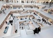 Nowa Biblioteka Miejska, Stuttgart, Niemcy, proj. Eun Young Yi, 2011