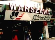 """Dawne kino """"Warszawa"""" w Gdyni"""