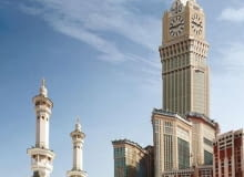 Drugi co do wielkości budynek na świecie, powstaje właśnie w Mekce w Arabii Saudyjskiej.