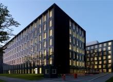 University Business Park w Łodzi, projekt NOW Biuro Architektoniczne Sp. z o.o., architekt Andrzej Owczarek