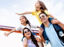 rodzina wakacje