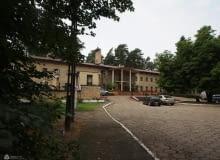 Dom Turysty w Augustowie proj. Macieja Nowickiego