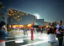 sala koncertowa, carlos morales, henning larsen architects, sala konferencyjna, hiszpania, Palacio de Congresos, Lanzarote, Arrecife
