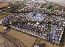 zrównoważone budownictwo, zjednoczone emiraty arabskie, foster, urbanistyka, miasto, abu dhabi