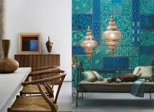 styl etno w mieszkaniu