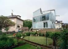 Maison Go autorstwa Peripheriques Architectes