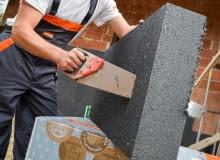 Ocieplenie domu grafitowym styropianem