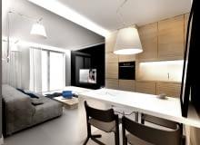 Projekt mieszkania, propozycja architekta