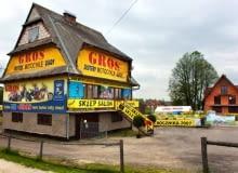 tatry, billboard, reklama
