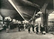 Dworzec PKP w Katowicach