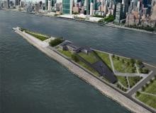 Muzeum narodów w Nowym Jorku - wizualizacja