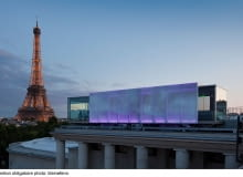 ciekawostki, nietypowe budynki, paryż, restauracja, francja, ciekawostki, nietypowe budynki, paryż, restauracja, francja, Nomiya, Art House