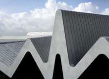 Muzeum Transportu i Komunikacji, Glasgow, proj. Zaha Hadid