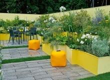 Kolor w ogrodzie