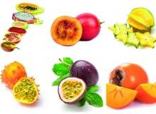 Owoce na karnawał