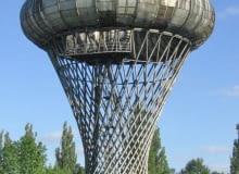 Niezwykła wieża w Ciechanowie