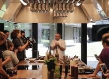 Cook Story by Samsung. Pokaz kulinarny Michela Roux Jr.
